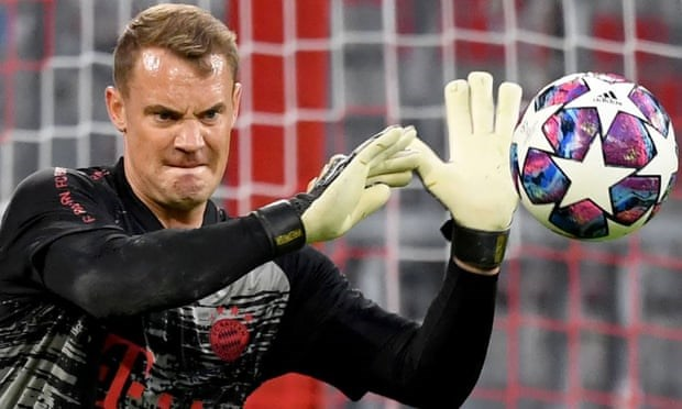 Ter Stegen-Neuer: 'Cuoc chien' so 1 tuyen Duc tai Champions League hinh anh 2