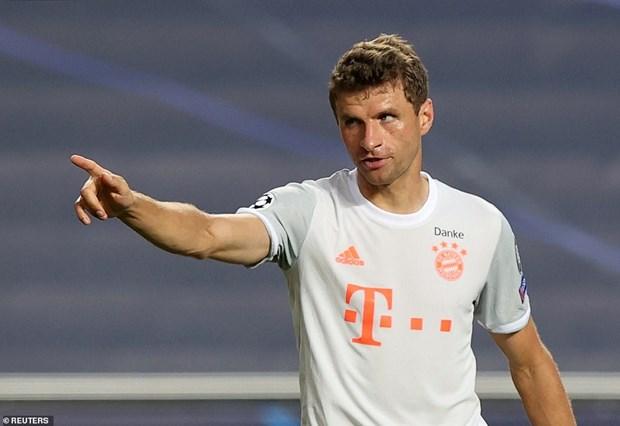 Huy diet Barcelona 8-2, Bayern Munich hien ngang vao ban ket hinh anh 1
