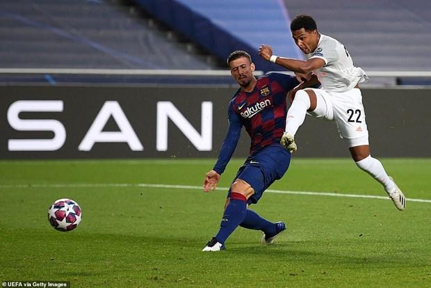 Huy diet Barcelona 8-2, Bayern Munich hien ngang vao ban ket hinh anh 2