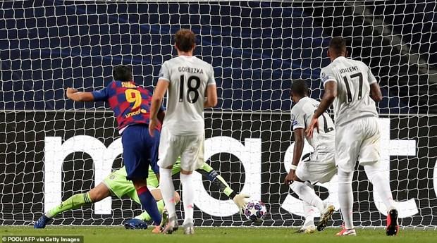 Huy diet Barcelona 8-2, Bayern Munich hien ngang vao ban ket hinh anh 3