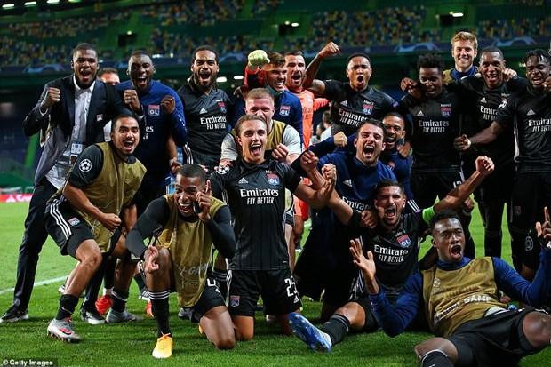 Ket qua Champions League: Tu ket 'dien ro' va cuoc chien Phap-Duc hinh anh 1