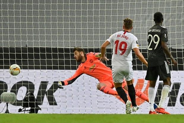 Nguoc dong ha M.U, Sevilla thang tien chung ket Europa League hinh anh 3