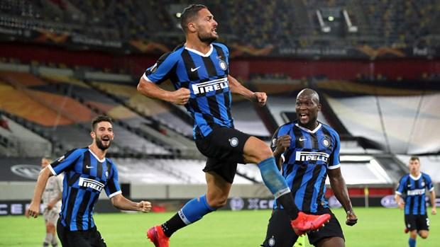 Vui dap Shakhtar 5-0, Inter Milan doi dau Sevilla o chung ket hinh anh 1