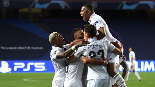 Paris Saint-Germain quyet chien RB Leipzig: Lich su goi ten ai? hinh anh 1