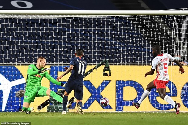 Di Maria toa sang dua PSG lan dau vao chung ket Champions League hinh anh 3