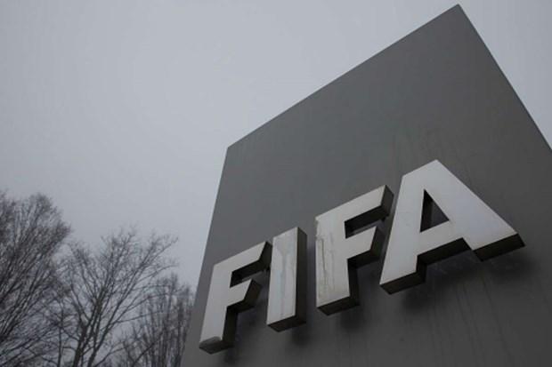 FIFA thong bao huy cac tran dau quoc te ngoai chau Au hinh anh 1
