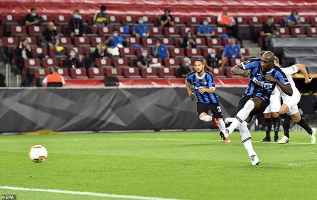 Danh bai Inter Milan, Sevilla lan thu 6 vo dich Europa League hinh anh 1