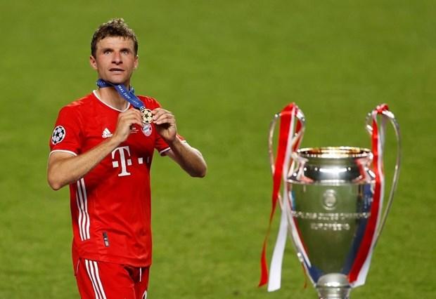 Danh bai PSG, Bayern Munich dang quang Champions League hinh anh 4