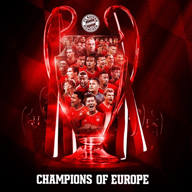Vo dich Champions League, Bayern lap ky luc 'vo tien khoang hau' hinh anh 1
