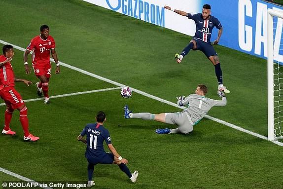 Danh bai PSG, Bayern Munich dang quang Champions League hinh anh 2