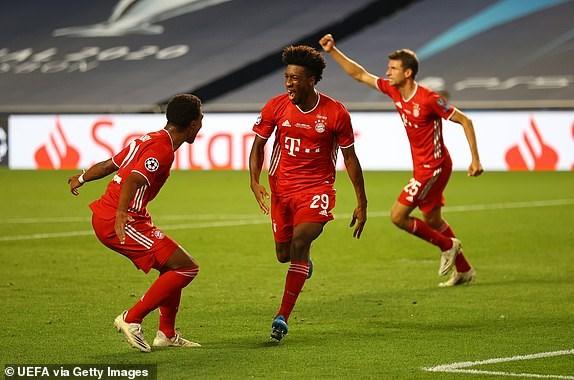Danh bai PSG, Bayern Munich dang quang Champions League hinh anh 3
