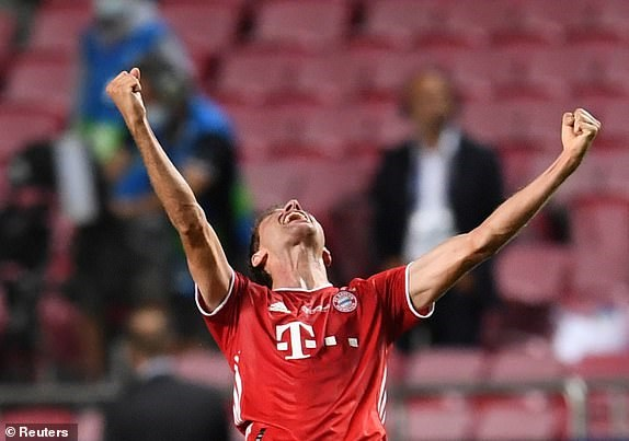 Danh bai PSG, Bayern Munich dang quang Champions League hinh anh 7