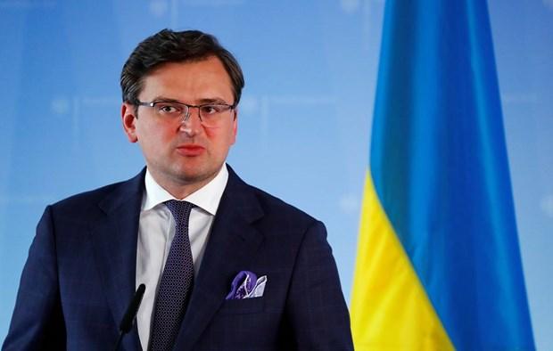 Ukraine quyet dinh tam dinh chi moi lien lac voi Belarus hinh anh 1