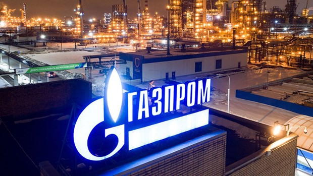 Loi nhuan rong cua Gazprom giam manh trong nua dau nam 2020 hinh anh 1