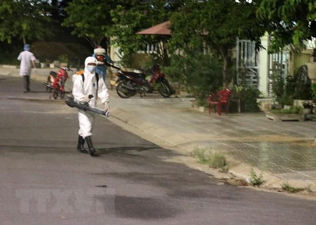 Ngay 10/9, Quang Tri se tiep nhan, don cong dan tu Da Nang tro ve hinh anh 1