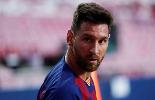 Lionel Messi da noi gi khi quyet dinh o lai Barcelona them 1 nam? hinh anh 1