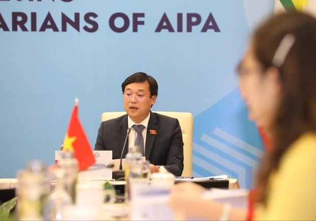 AIPA 41: Ket noi gioi tre xay dung, phat trien Cong dong ASEAN hinh anh 1