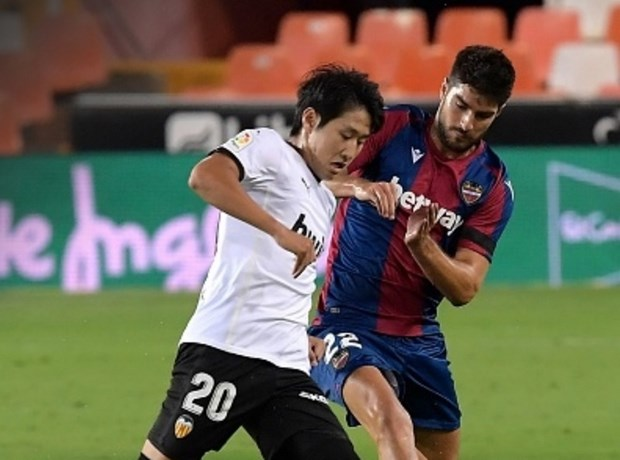 Tai nang nguoi Han Quoc Lee Kang-in lap ky tich tai La Liga hinh anh 1