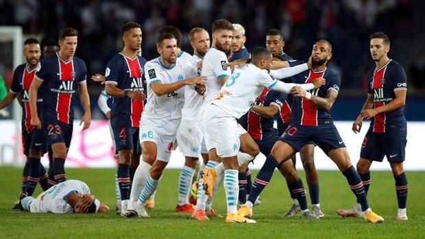 5 cau thu phai nhan the do trong tran Marseille danh bai PSG hinh anh 1