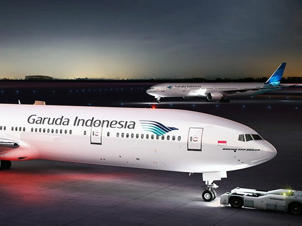 Garuda Indonesia ap dung cong nghe dam may nham tiet kiem chi phi hinh anh 1