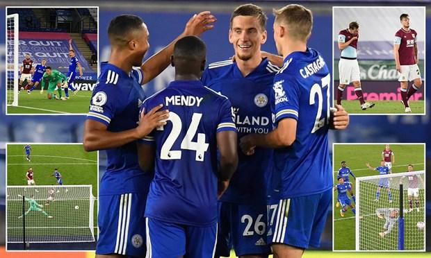 Ket qua Premier League: Liverpool ha Chelsea, Leicester chiem ngoi dau hinh anh 2