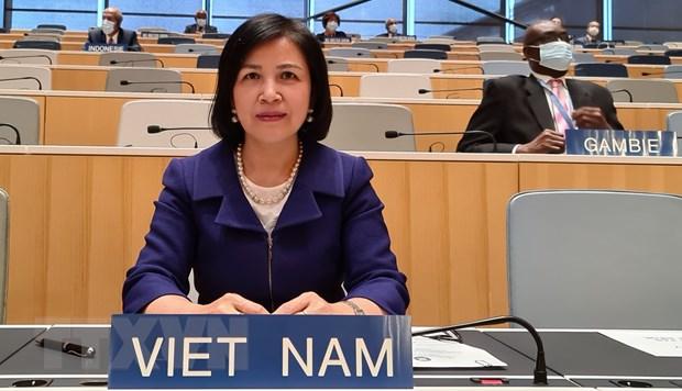 Viet Nam tham du khoa hop cac Hoi dong cua cac nuoc thanh vien WIPO hinh anh 1