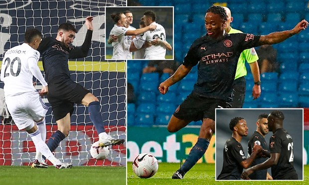 James giup Everton len ngoi dau, Leeds chia diem voi Man City hinh anh 2
