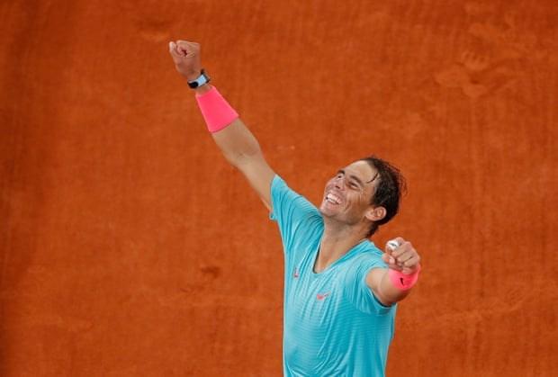 Ha guc nhanh Djokovic, Nadal lan thu 13 vo dich Roland Garros hinh anh 1