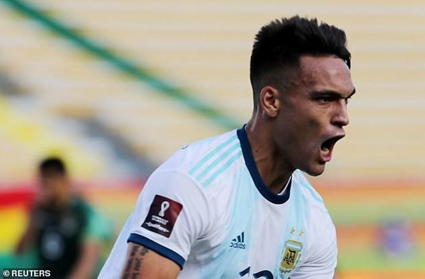Brazil vung ngoi dau, Argentina lan dau thang o Bolivia sau 15 nam hinh anh 1