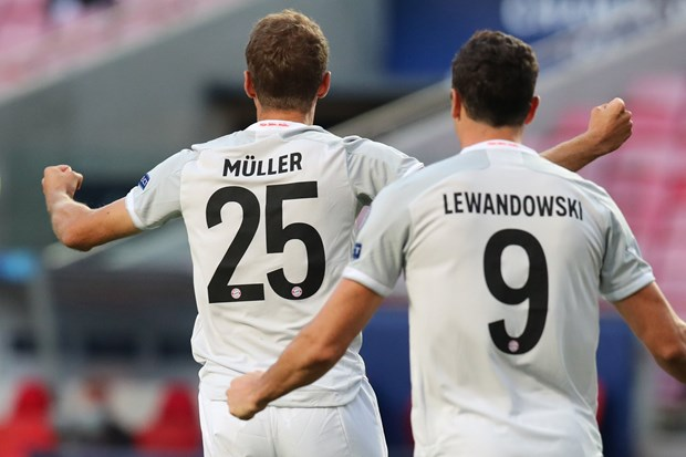 Bayern, Dortmund va RB Leipzig chay da thuan loi cho Champions League hinh anh 1