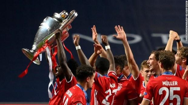 Doi thu cua nha duong kim vo dich Bayern Munich co gi dang so? hinh anh 3