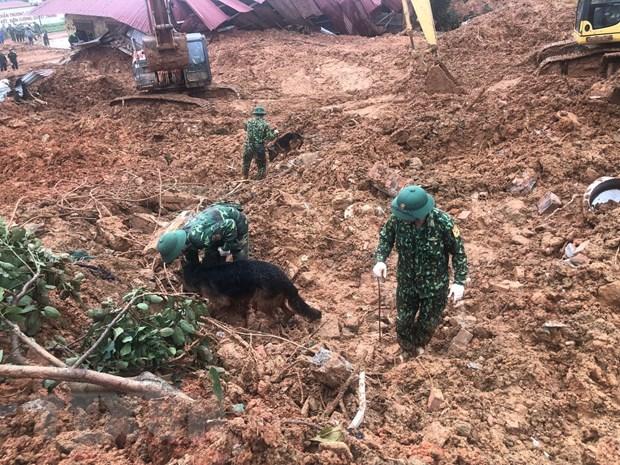 Sat lo dat o Quang Tri: Nho mai nhung nguoi linh luon giup do dan hinh anh 2
