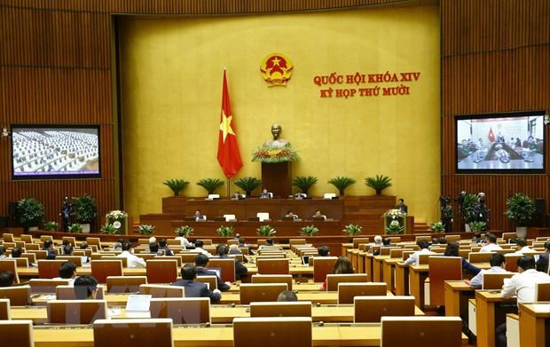Xac dinh ro vai tro chu tri, phoi hop trong Luat Bien phong Viet Nam hinh anh 1
