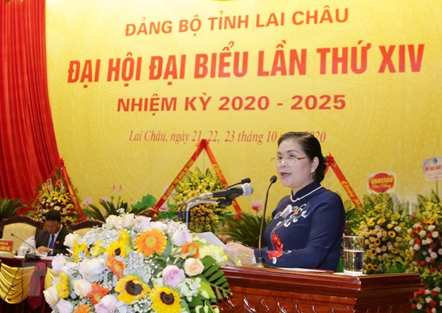 Lai Chau phan dau tro thanh tinh kha trong khu vuc mien nui phia Bac hinh anh 1
