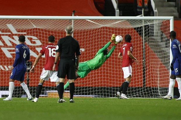 Premier League: M.U-Chelse bat phan thang bai, Liverpool len top 2 hinh anh 1