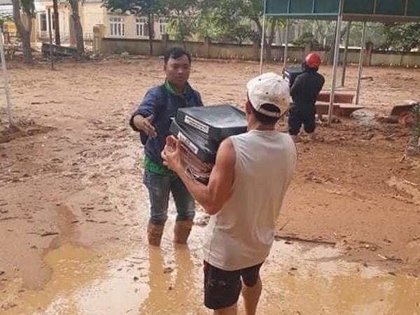 Quang Tri: Hai xa Huong Viet va Huong Lap bi co lap hoan toan hinh anh 6