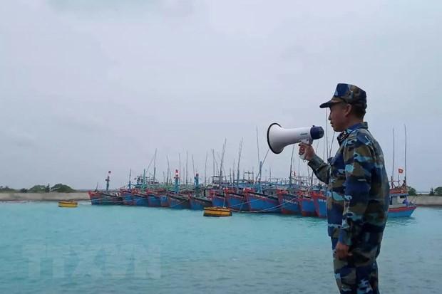 Cong dien cua Thu tuong Chinh phu ve khan truong ung pho bao so 9 hinh anh 1