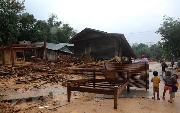 Quang Tri: Hai xa Huong Viet va Huong Lap bi co lap hoan toan hinh anh 1