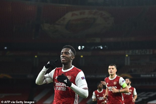 Europa League: Arsenal va AC Milan thang lon, Tottenham bai tran hinh anh 1