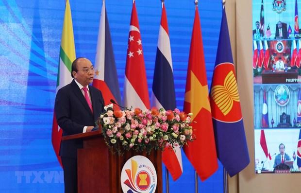 Hoi nghi Cap cao ASEAN va cac hoi nghi lien quan dien ra tu 12-15/11 hinh anh 1