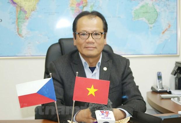 Tao chuyen bien trong quan he Viet Nam-Sec gan voi bao ho cong dan hinh anh 1