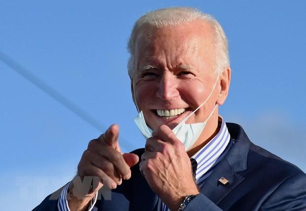 Ong Joe Biden tuyen bo cuoc bau cu Tong thong My nam 2020 sap ket thuc hinh anh 1