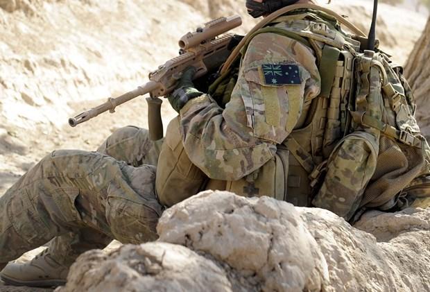 Australia sa thai 13 binh sy dinh liu toi ac chien tranh o Afghanistan hinh anh 1