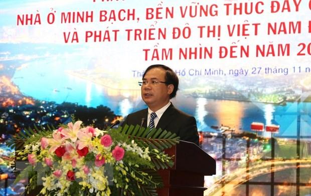 Phat trien thi truong bat dong san Viet Nam ben vung va minh bach hinh anh 2