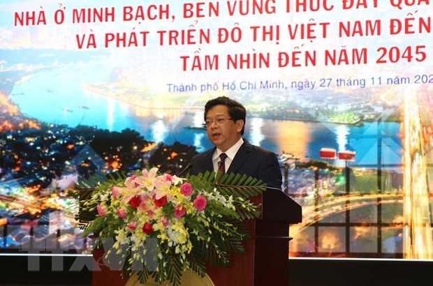 Phat trien thi truong bat dong san Viet Nam ben vung va minh bach hinh anh 1
