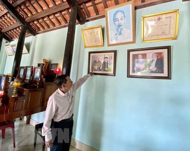 100 nam ngay sinh Dai tuong Le Duc Anh: Nha chinh tri-quan su tam co hinh anh 2