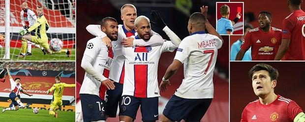 Champions League: Dortmund vao vong 1/8, PSG danh bai M.U hinh anh 1