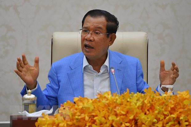 Thu tuong Campuchia se chu tri Hoi nghi cap cao ACMECS lan thu 9 hinh anh 1