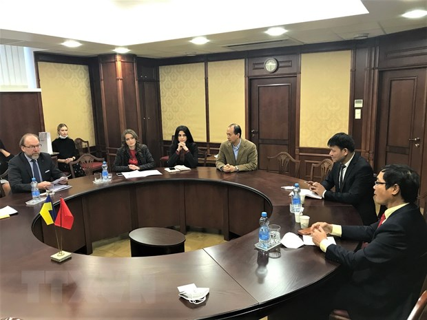 'Viet Nam la doi tac quan trong cua Ukraine trong ASEAN' hinh anh 2