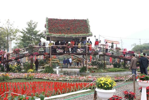 Khai mạc Lễ hội hoa xã Xuân Quan lần thứ hai, năm 2020